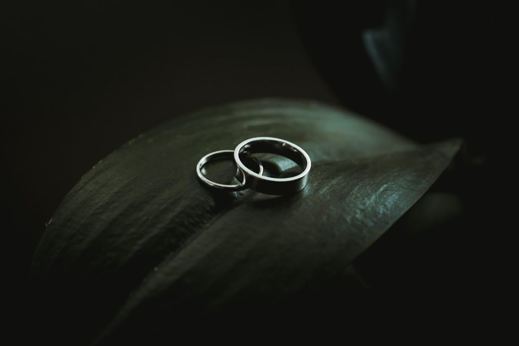 alt=指輪 複数 バランス メンズ