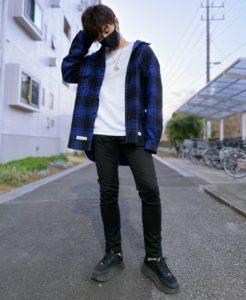 韓国ファッション メンズ